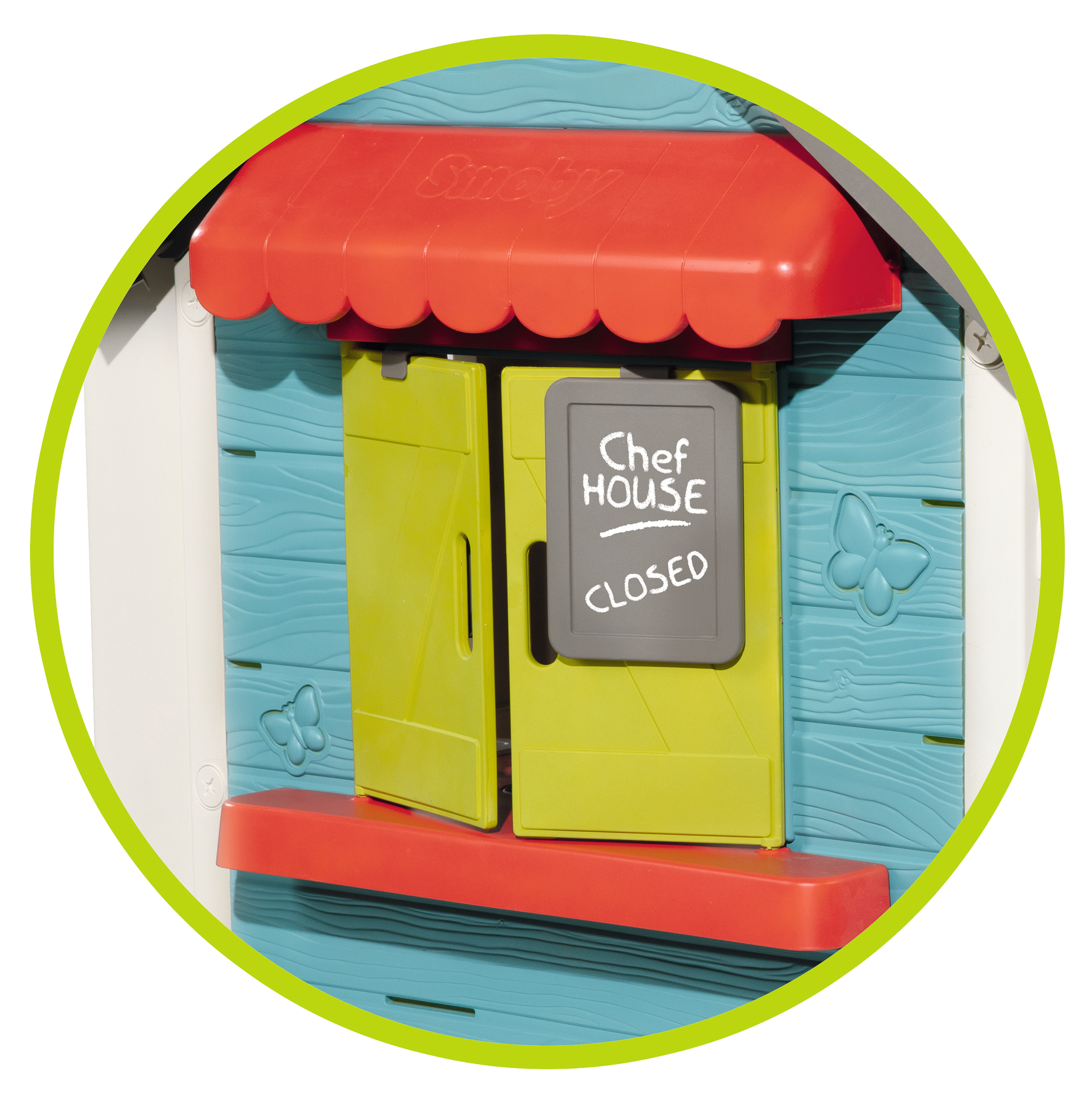 Smoby Chef Spielhaus Play Outside